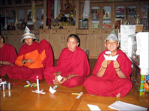 ladakh nuns - 2