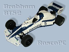LEGO Brabham BT52 1983 (RoscoPC) Tags: world car 1 championship with steering 4 working engine nelson f1 m motors most turbo formula 1983 formula1 powerful won rc xl pf brabham piquet cyl suspensions bt52