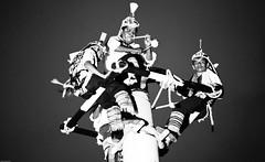 Voladores de Papantla (Mario Sepülveda) Tags: bw white black blanco festival méxico del río de mexico y negro mario bn veracruz boca cultural sepulveda mexiko 2010 veracru sepúlveda voladores mejico papantla sepülveda bocafest