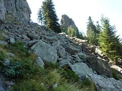 Dans la traversée Furcata - Quercitella : montagnes russes variées