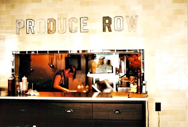 produce row. pr