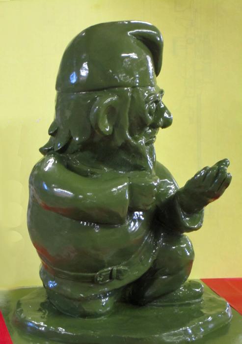 Gneeling Gnome Prototype