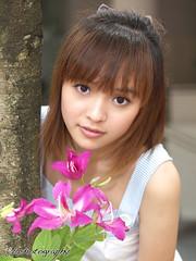 Wei Ting (mojims) Tags: portrait model olympus e30 weiting sohwayne