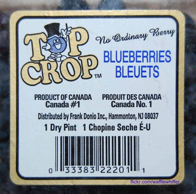 Top Crop Blueberries