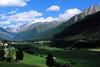 Pfitschtal im Spätsommer (mikiitaly) Tags: italy panorama natur wiesen wolken berge casio landschaft wald bäume exilim ohhh südtirol altoadige pfitschtal pfitsch