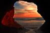 PEI Red: Enfusion (mbaglole) Tags: sun sunrise island nikon angle cove wide wideangle prince edward princeedwardisland 24mm nikkor rise pei f28 thunder mywinners nikon24mmf28 thundercove nikonwideangle