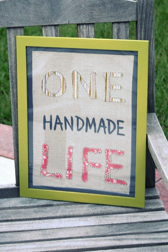 {Urban Home Goods Swap} Goodie #1