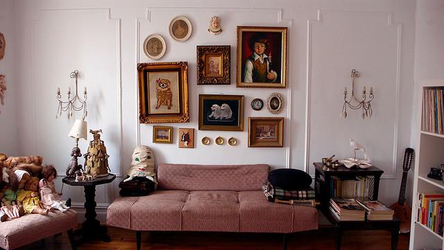 hannah living room