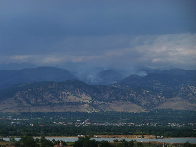 Day 3 of Boulder Fire
