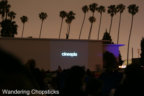 Cinespia Cemetery Screenings (Casablanca) - Hollywood Forever Cemetery - Los Angeles 6
