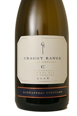 "2008 Craggy Range ""Kidnappers Vineyard"" Chardonnay"