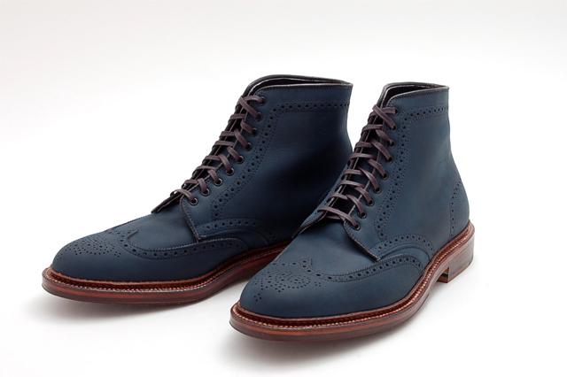 04 Leffot x Alden Greenwich Boot 04