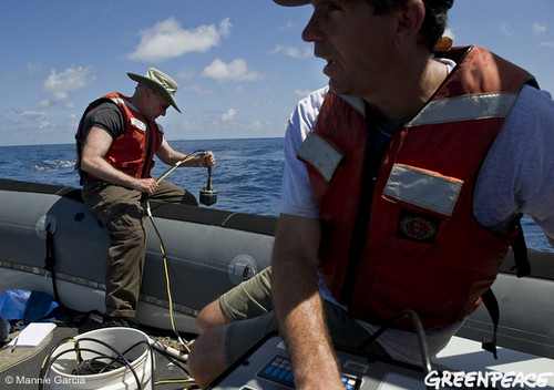 Arctic Sunrise Gulf Oil Spill Expedition
