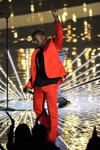 Kanye West Runaway - MTV Video Music Awards 2010 Performance