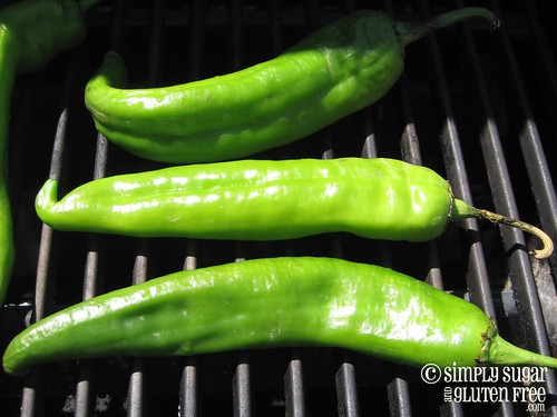 Roasting Peppers 2