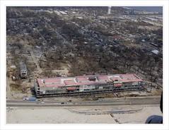 Grand Casino Biloxi., Mississippi after Hurricane Katrina. (loco4locos) Tags: ocean sea abandoned water mississippi boats katrina ships hurricane grandcasino shipwreck biloxi sunk salvage destroyed fema shipwrecked wikimediacommons flickrgallery