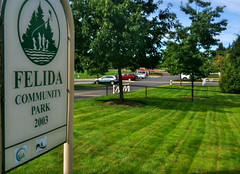 Felida Community Park in Vancouver Washington