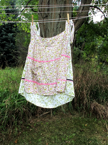 apron blouse 2
