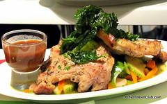 Marsala Pork Chop