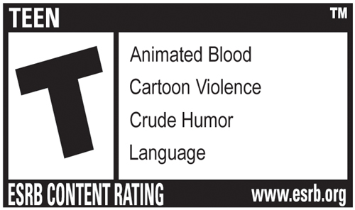 Overwatch ESRB Rating