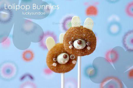 Cakepop Bunnies