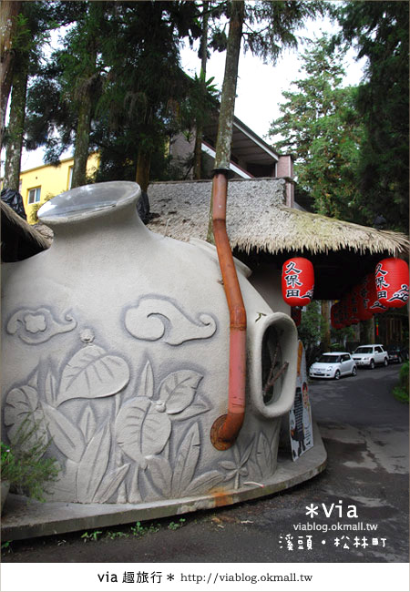 【南投】台灣,妖怪出沒?!來溪頭妖怪村-松林町抓妖吧!27