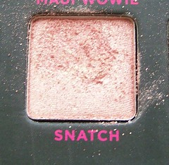 Urban Decay NYC BoS III Snatch crumbled!