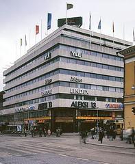 Kop Kolmio, Turku by Waldemar Stoffel