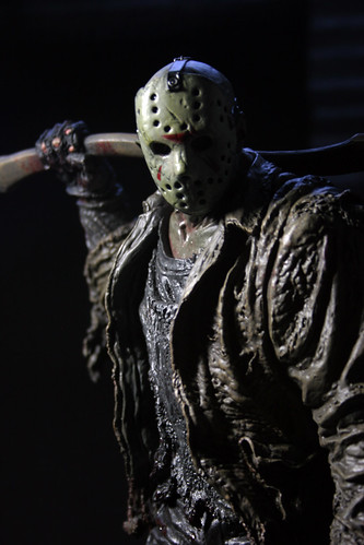 Jason Voorhees - Terror of Crystal Lake