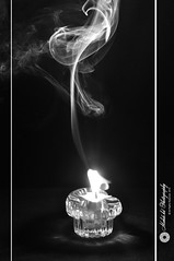 Smoke graphy (Mehdi.KD) Tags: longexposure bw nikon smoke photoart blackandwite blackwite   longtimeshot d5000    friezed