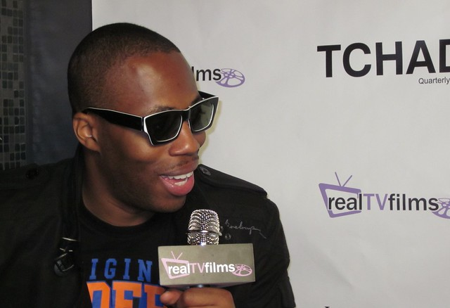 Kardinal Offishall, RealTVfilms Social Media Lounge