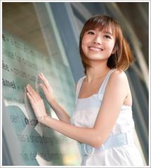 Wei Ting (yaw yong xin) Tags: portrait girl model nikon singapore gal portraiture d300 weiting merchantcourt