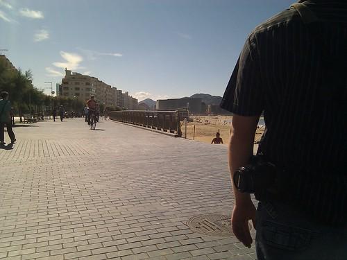 Foto maratón por Donosti