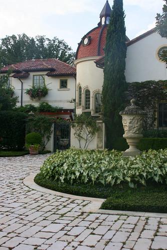 Green Garden house