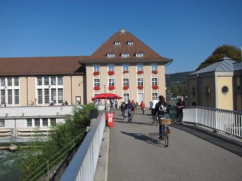 slowUp Basel - Dreiland