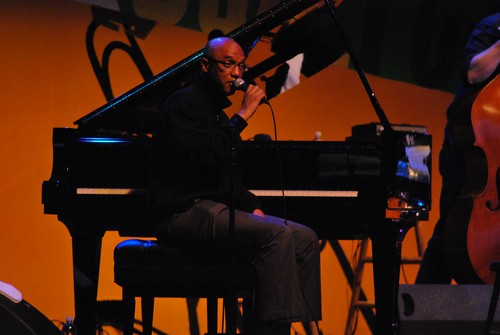 Billy Childs introduces the premiere of
