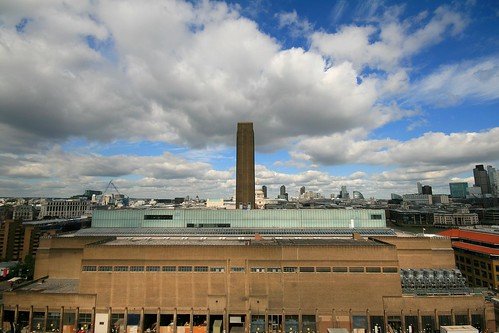 Tate Modern from the Blue Fin Building