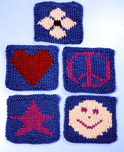 Knit Memory Cards