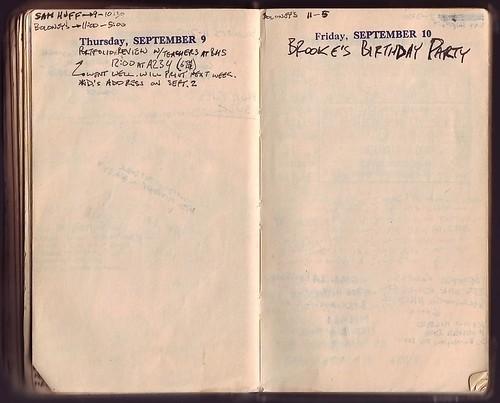 1954: September 9-10