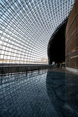 National Centre for the Performing Arts #2 (mischiru) Tags: china reflection architecture opera beijing tiles marble  grandtheatre sigma1020  arts