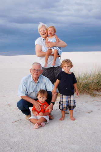 Gramps and Granny and the Great-Grandbabies