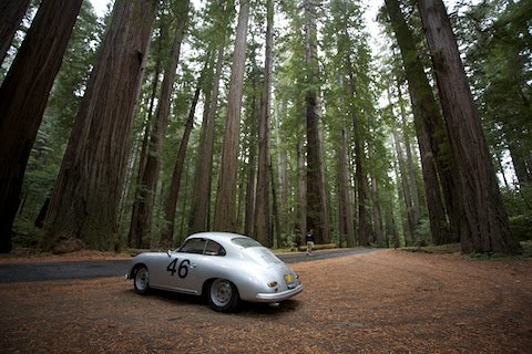 2009_California_Melee_Redwoods_1958_Porsche_356A