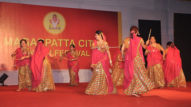 Indian culture at its best at the Magarpatta City Ganesh Festival