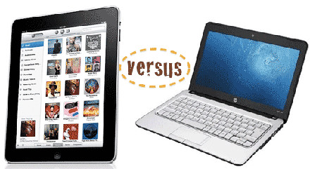 Netbook vs. iPad