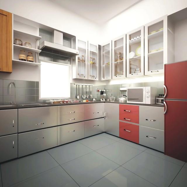 Kitchen Prefab Cabinets Tri Cities Washington