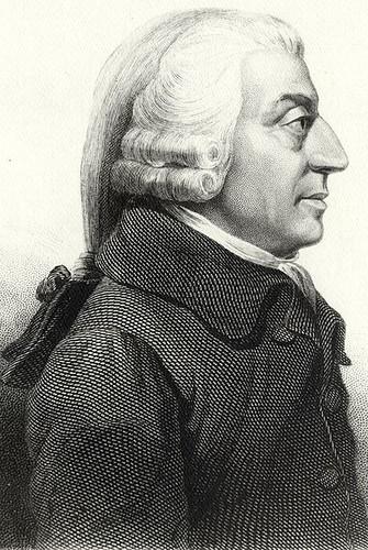 Adam Smith (1723 - 1790)