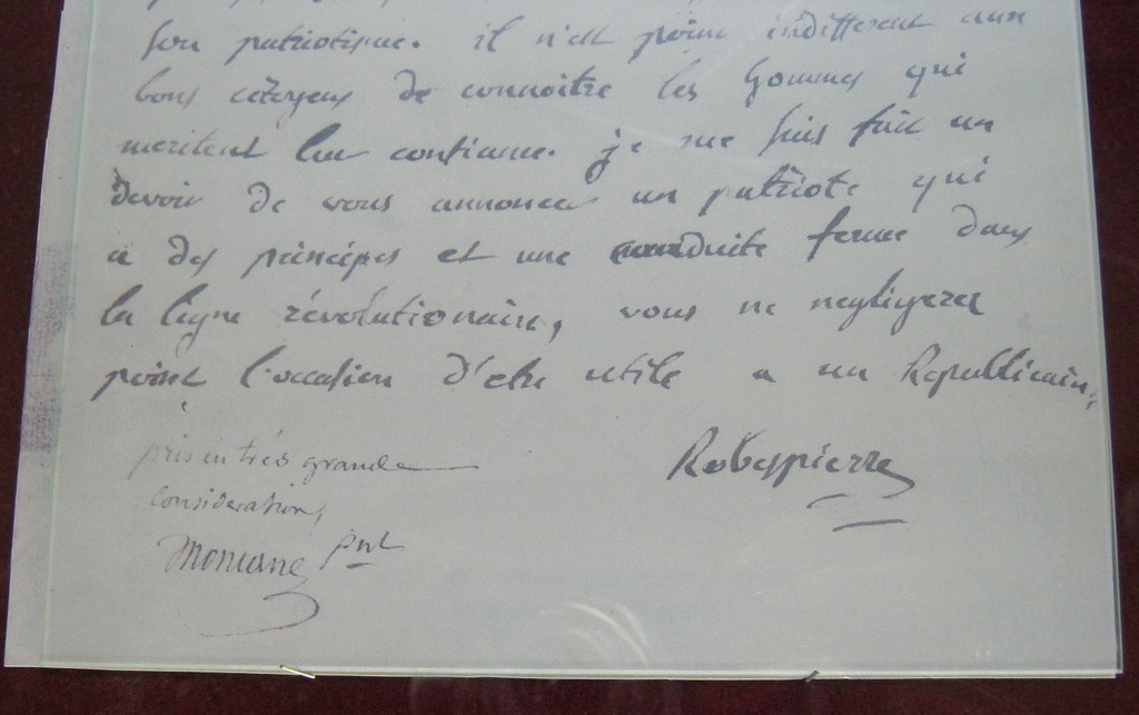 Robespierre tyrant essay