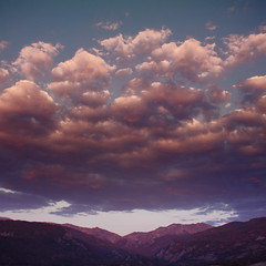 purple haze (moosebite) Tags: sky usa cloud mountain mountains nature clouds landscape rockies nikon colorado colorful purple artistic background backgrounds rockymountains estespark rockymountainnationalpark d80 moosebite jrgoodwin