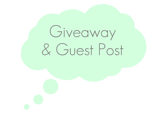 Giveaway and guestpost