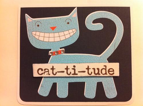 Cat-ti-tude